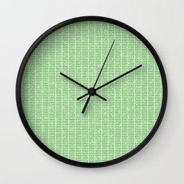 Ten Thousand decimal places of Pi Wall Clock