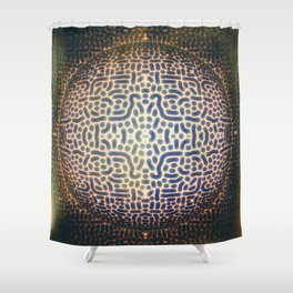 World Of Signs Shower Curtain