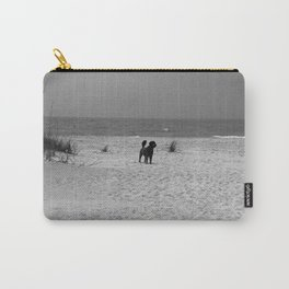Dandy on the Beach Carry-All Pouch