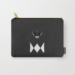 Black Ranger, Power Ranger, Hero Carry-All Pouch