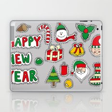My Christmas Theme (: Laptop & iPad Skin
