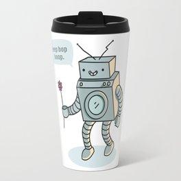 Cornelius Learns to Love Travel Mug