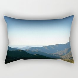Los Padres National Forest Rectangular Pillow