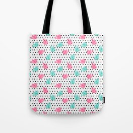 Freely Birds Flying - Fly Away Version 1 - Pearl Color Tote Bag