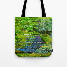 Landscape of My Heart (segment 4) Tote Bag