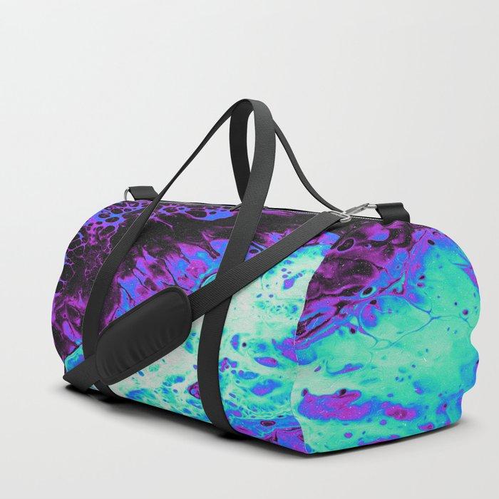 THROW DOWN THE ROSES Duffle Bag