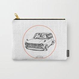 Crazy Car Art 0198 Carry-All Pouch