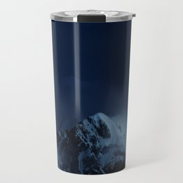 Moonlight on Aoraki / Mount Cook. Travel Mug