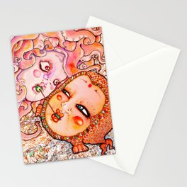 Octopus Love Stationery Cards