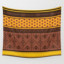 Waxing Poetic Wall Tapestry