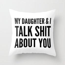 482ad1c3 Father Throw Pillows | Society6