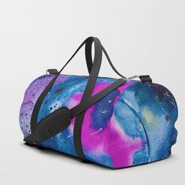 Galaxy , space , universe Duffle Bag