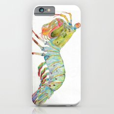 Peacock Mantis Shrimp iPhone 6s Slim Case