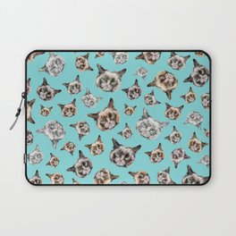 Cat Power Laptop Sleeve