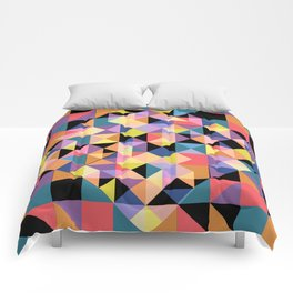Pixels Comforters