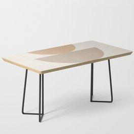 Geometric Modern Art 31 Coffee Table