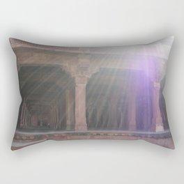 Awaking in India Rectangular Pillow