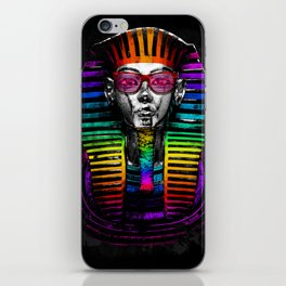 The King of Colors iPhone Skin