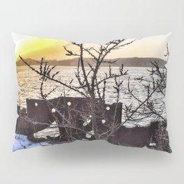 Wave or Particle - Welle oder Teilchen Pillow Sham