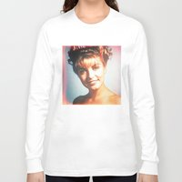 "laura palmer Long Sleeve T-shirts featuring Twin Peaks ""Laura Palmer"" by Spyck"