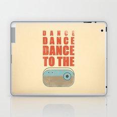 Dance To The Radio! Laptop & iPad Skin