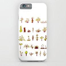 Plants plants plants Slim Case iPhone 6s