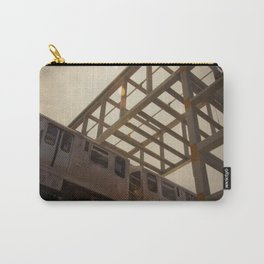 The Pink Line Carry-All Pouch