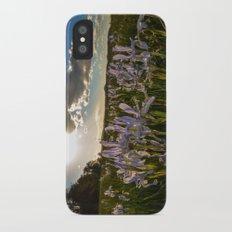 Mountain Flower Brilliance iPhone X Slim Case
