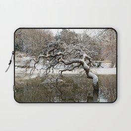 Winter Time Laptop Sleeve