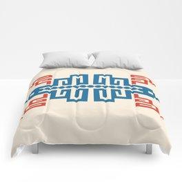 Blue Inca Comforters