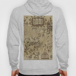 The Wizard world of Hogwarts Hoody