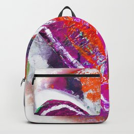 HEARTS OF PURPLE Backpack
