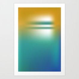 Intertidal 004 Art Print