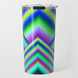 Crystal Pyramid Travel Mug