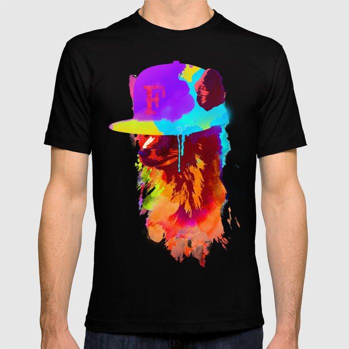 Foxey's Favorite Cap T-shirt