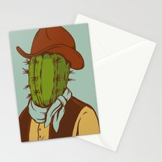 Sheriff Prickly Stationery Cards