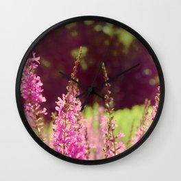 Wonderings! Wall Clock