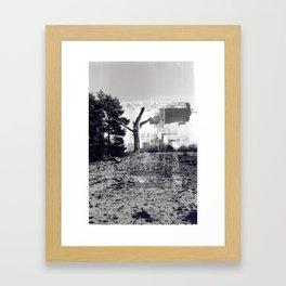 X Dora Marr Framed Art Print