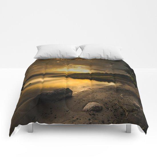 Lava Comforters