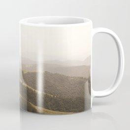 mountain layers Coffee Mug