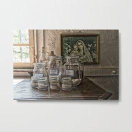 jars Metal Print