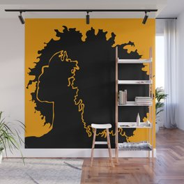 gold Wall Mural