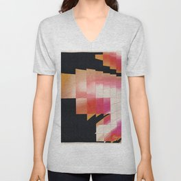 Box Me In by Pierre Blanchard Unisex V-Neck