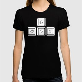 Keyboard Arrows T-shirt