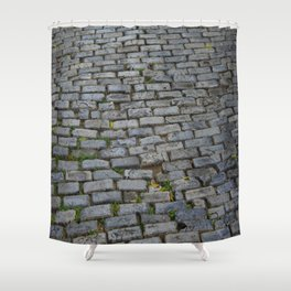 cobble Shower Curtain