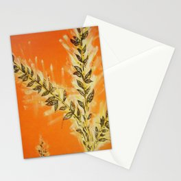 Orangy Stationery Cards