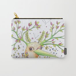 Forest's hear Carry-All Pouch