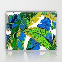 BANANA PALM LEAF PARADISE Laptop & iPad Skin