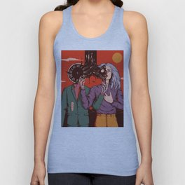 Shared Time Unisex Tank Top