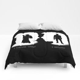 I Love You.  I Know... Comforters